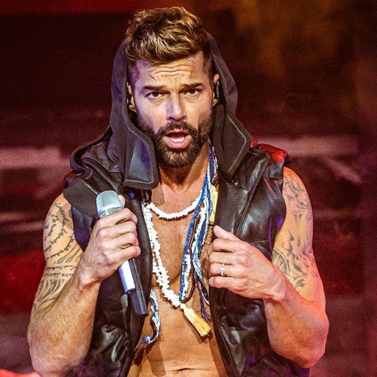 Acordes Ricky Martin tu recuerdo