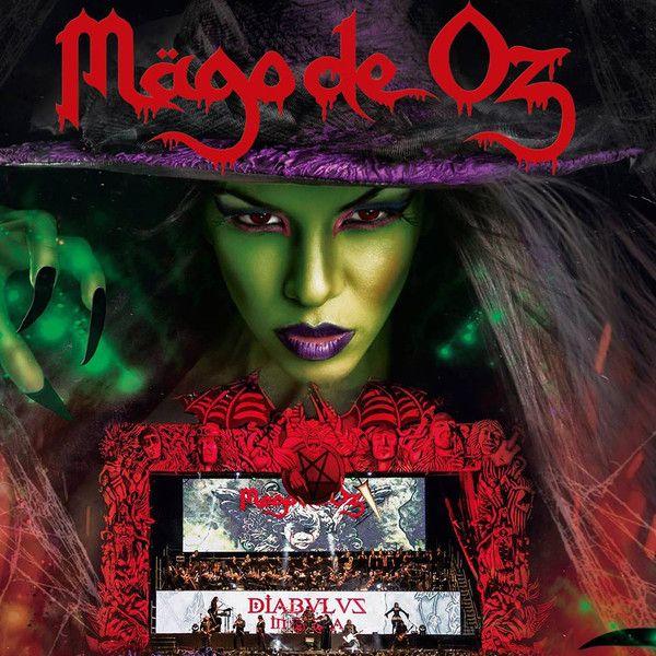 Mägo de Oz Live