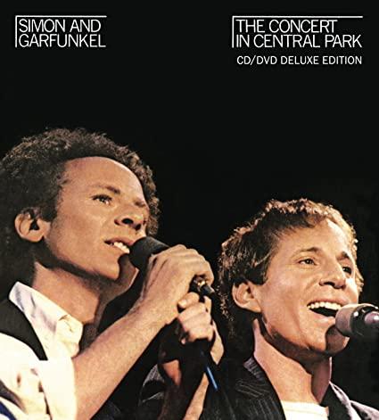 Simon & Garfunkel Central Park