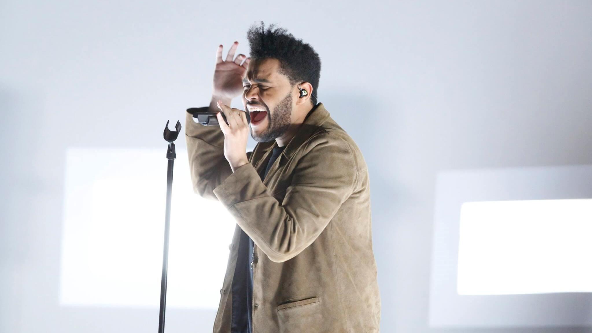 The Weeknd Canciones