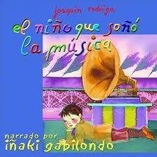 Iñaki Gabilondo el niño que soño la música
