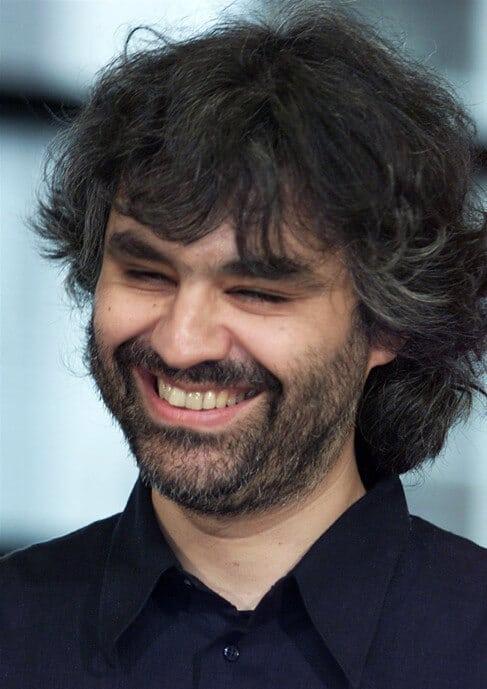 discografía Andrea Bocelli